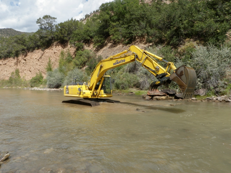North Fork of the Gunnison River Improvement